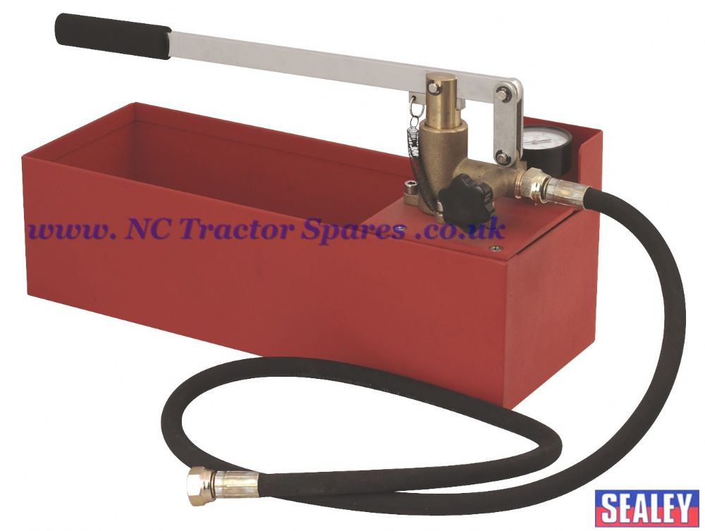 Heating System Pressure Tester